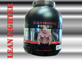Main Event Lean Fighter Protein Large 2.25kg Vanilla Ice Flavour