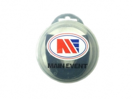 Main Event Boxing Single Gumshield  Mouth Guard Black