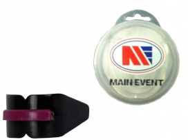 Main Event Boxing Double Gumshield Mouth Guard Black