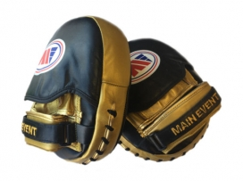 Main Event Boxing Pro Air Cushioned Professional Focus Pads