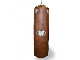 Main Event Heritage Professional Leather Punch Bag 5FT - 80KG