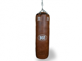 Main Event Heritage Professional Leather Punch Bag 4FT - 35KG