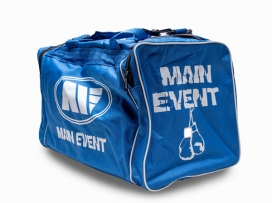 Main Event Boxing Sports Gear Kit Gym Bag Holdall Royal Blue Junior