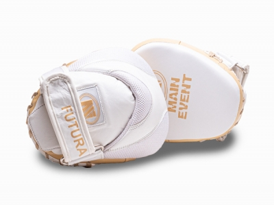 Main Event Leather Futura Gel Speed Mini Focus Pads Mitts
