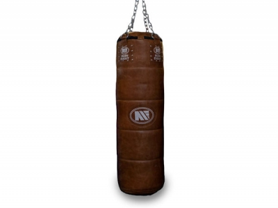 Main Event Heritage Professional Air Shock Leather Punch Bag 4FT - 50KG